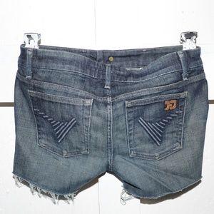 Joe's womens cut off shorts size 28 -1012-